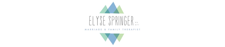 Elyse Springer, MA, MFT